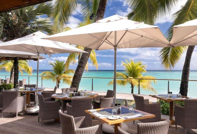 Hotel Trou Aux Biches Beachcomber Golf Resort & Spa - Posedenie