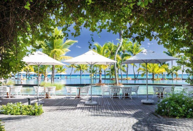 Hotel Trou Aux Biches Beachcomber Golf Resort & Spa - reštaurácia