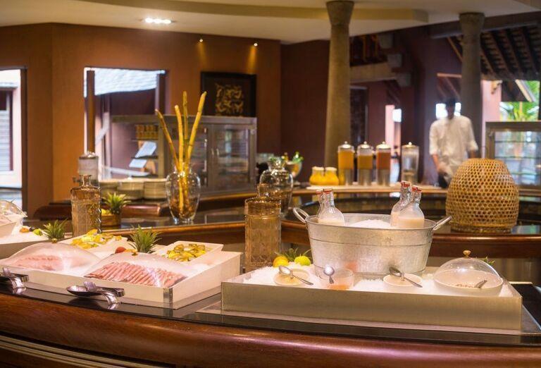 Hotel Trou Aux Biches Beachcomber Golf Resort & Spa - občerstvenie