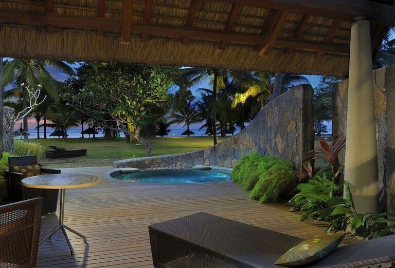 Hotel Trou Aux Biches Beachcomber Golf Resort & Spa - terasa