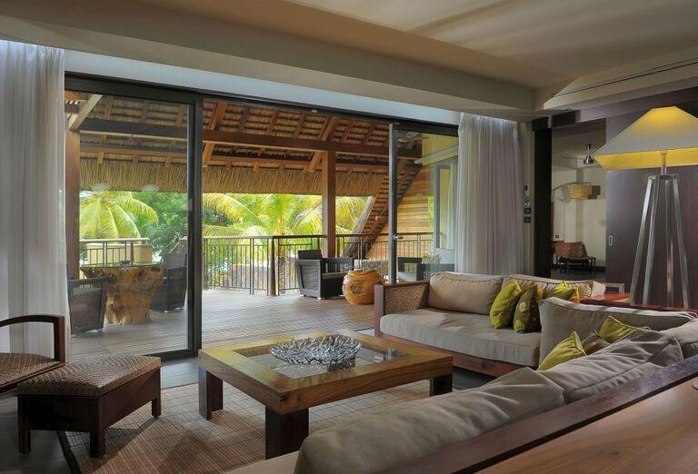 Hotel Trou Aux Biches Beachcomber Golf Resort & Spa - Hotelová izba