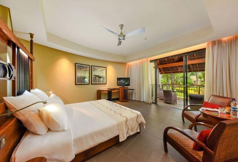 Hotel Trou Aux Biches Beachcomber Golf Resort & Spa - Dvojlôžková izba