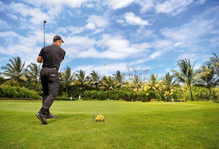 Hotel Trou Aux Biches Beachcomber Golf Resort & Spa - golf