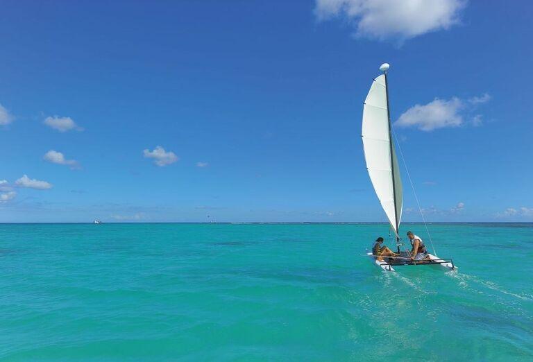 Hotel Trou Aux Biches Beachcomber Golf Resort & Spa - windsurf na mori