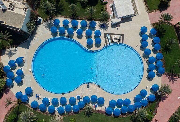 Hotel Desert Rose Resort - hotelový bazén