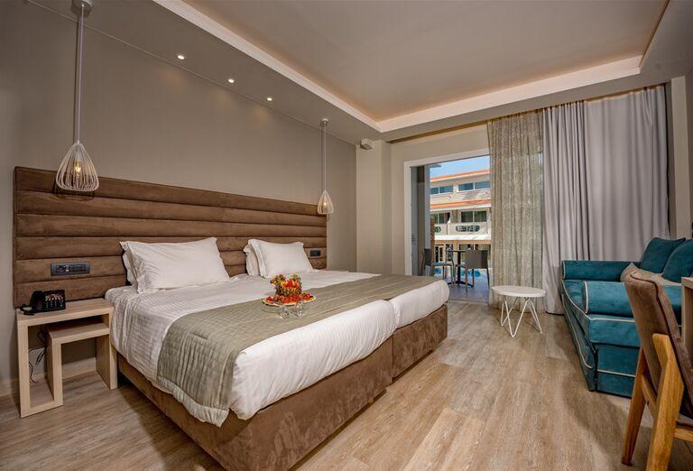 Hotel Alexandra Beach - Dvojlôžková izba
