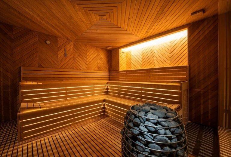 Hotel SOREA SNP - sauna