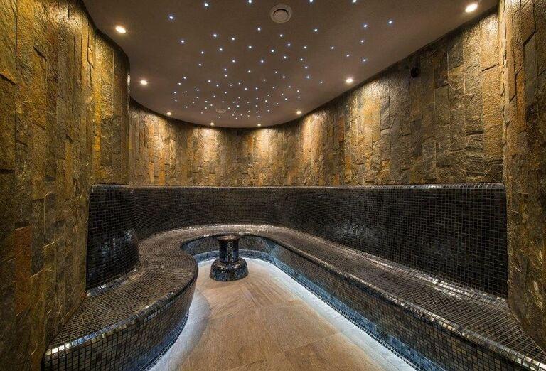 Hotel SOREA SNP - parná sauna