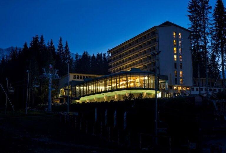 Hotel SOREA SNP - pohľad na hotel
