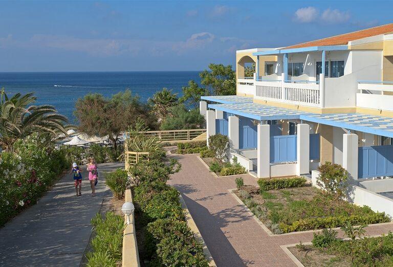 Hotel Atlantica Grecian Village - Areál hotela