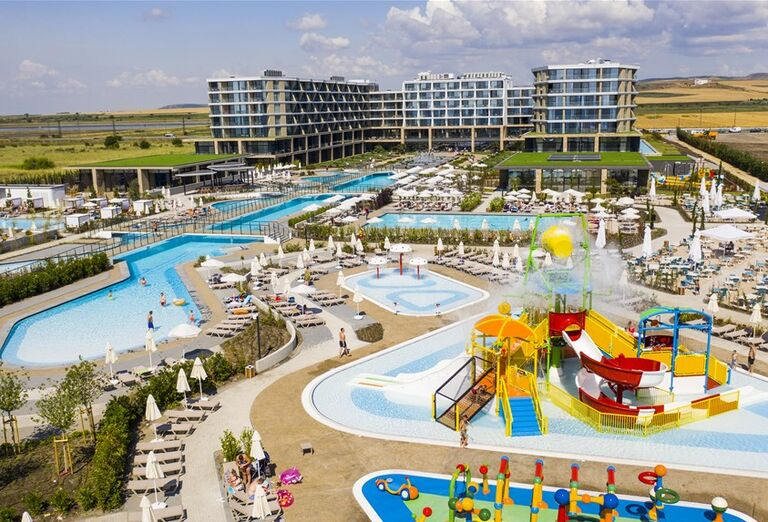 Hotel Wave resort -