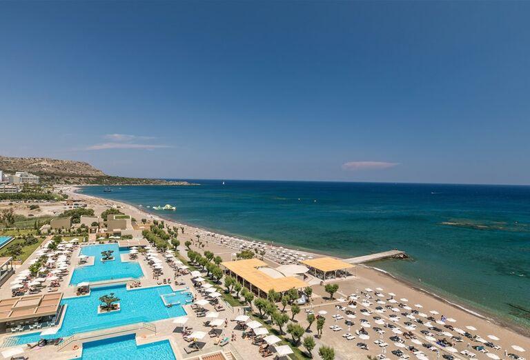 Bazénový komplex v hoteli Amada Colossos resort