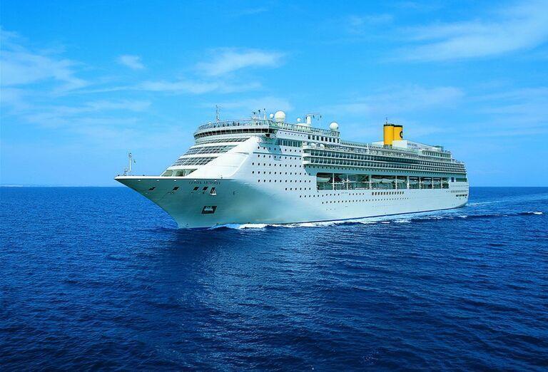 Výletná Loď Costa Victoria - India - Maldivy - výletná loď