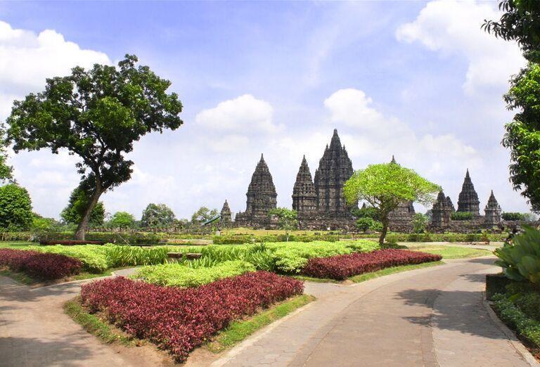Indonézia - Tajomná Jáva a oddych na Bali - záhrady
