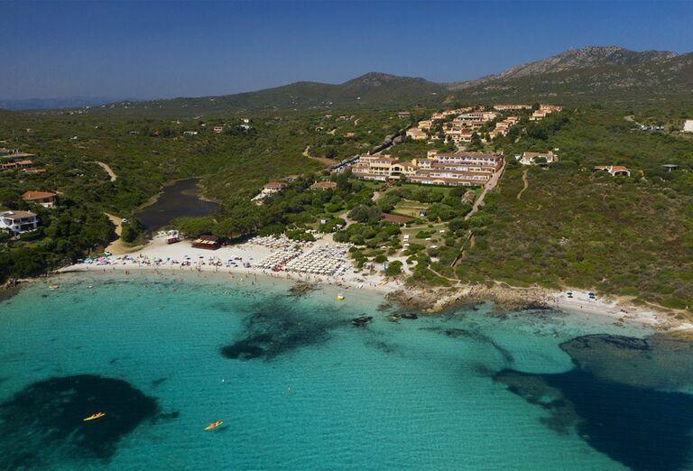 Pláž Hotel VOI Colonna Beach/Village ****