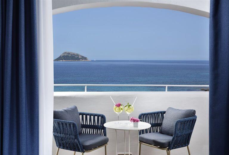 Ubytovanie Hotel VOI Colonna Beach/Village ****