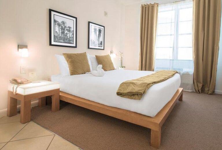 The Mimosa - Hotelová izba