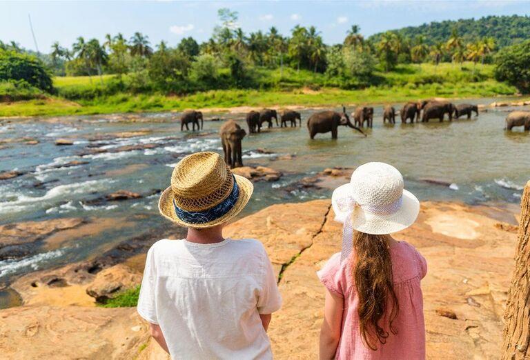 Srí Lanka - plná zážitkov -