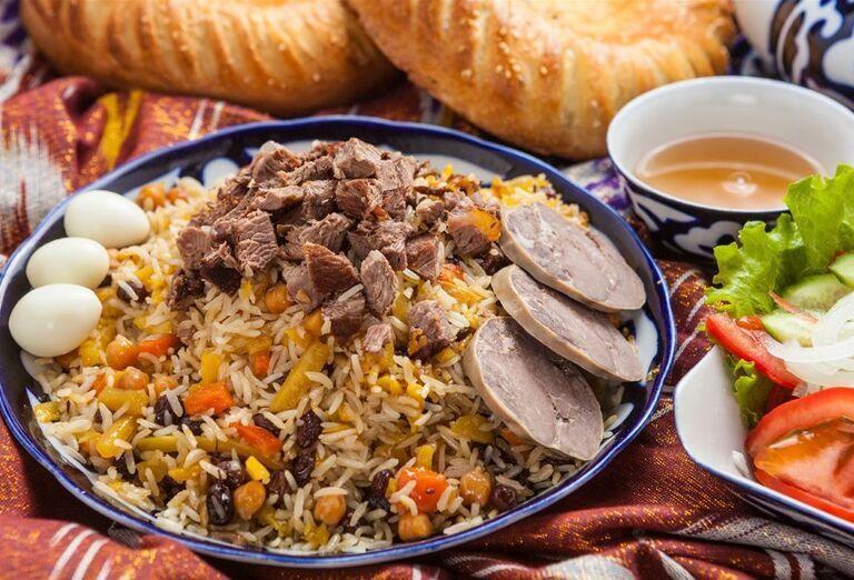 Uzbekistan & Turkménsko - klenoty Hodvábnej cesty - špaciality kuchyne