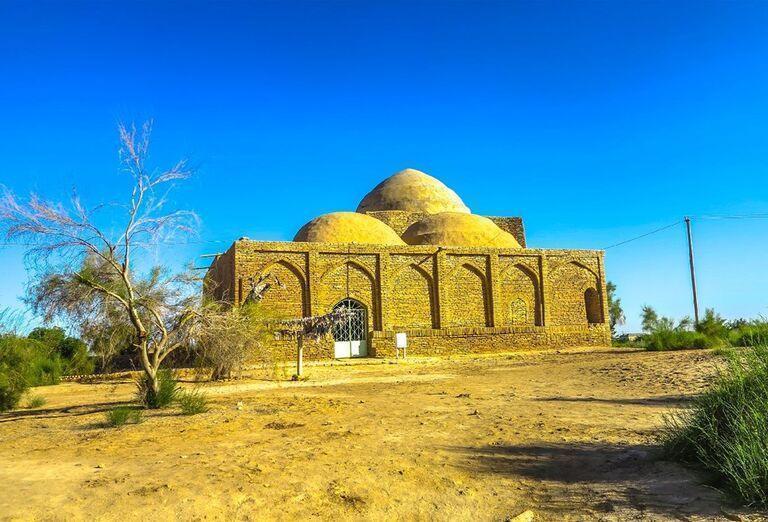 Uzbekistan & Turkménsko - klenoty Hodvábnej cesty - Ašgabat