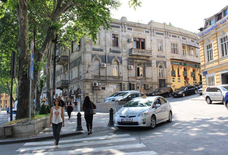 Gruzínsko & Arménsko - mesto
