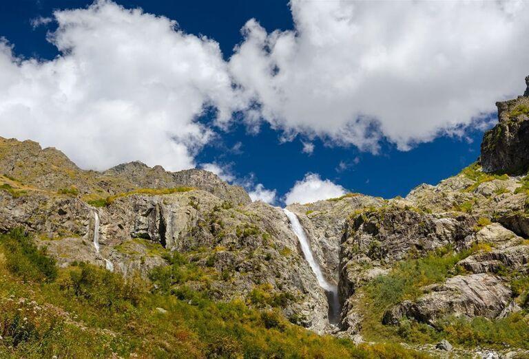 Gruzínsko a jeho prírodné krásy - príroda a okolie