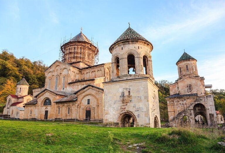 Gruzínsko a jeho prírodné krásy - Pamiatky a architektúra