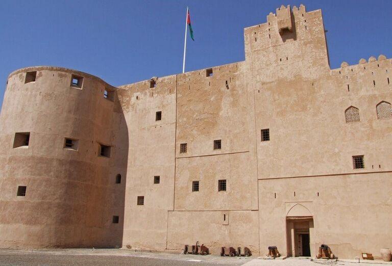 Dubaj - Omán, perly Arabského polostrova - Pamiatky a architektúra