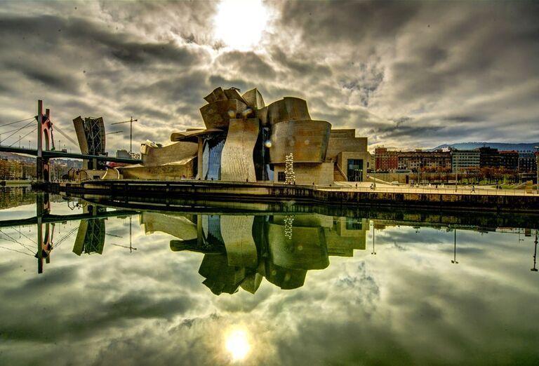 Guggenheimovo múzeum, Bilbao, poznavací zájazd, Španielsko