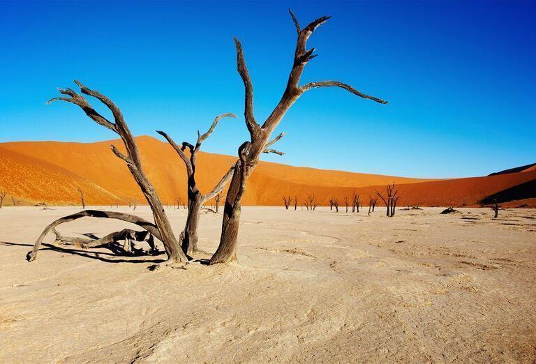 Namíbia - Na love s deťmi -