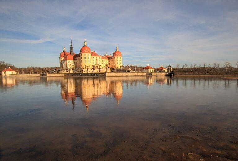 Advent v Drážďanoch a Popoluškin zámok