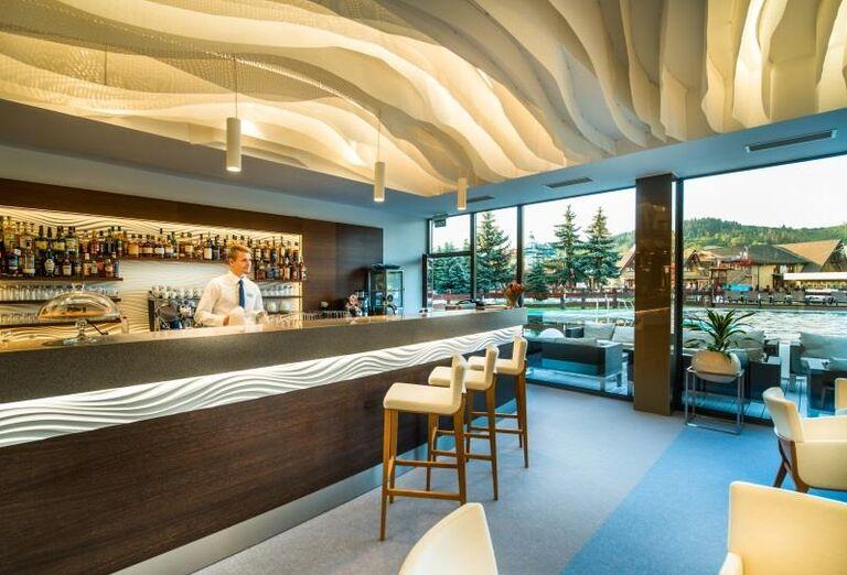 Bar, Hotel Galeria Thermal