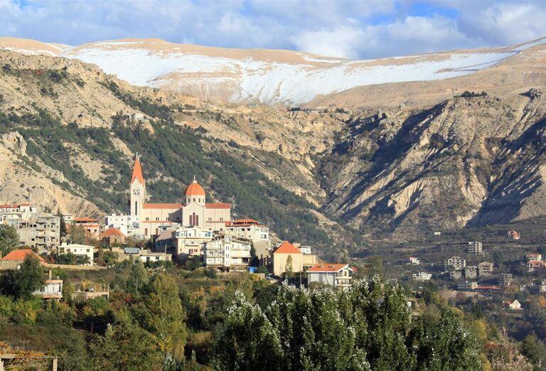 Libanon - krajina cédrových stromov -