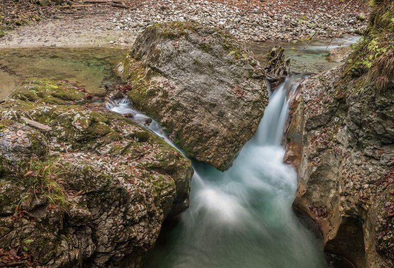 Vodopády a rokliny, poznávací zájazd Rakúsko
