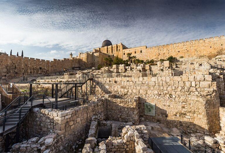 Izrael - tváre Izraela- pamiatky