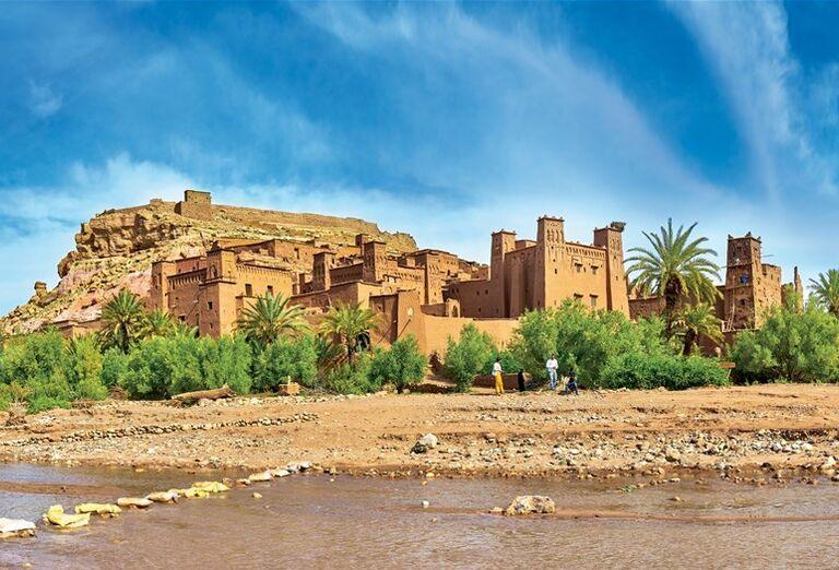 Ostatné Maroko - križovatka farieb a vôní