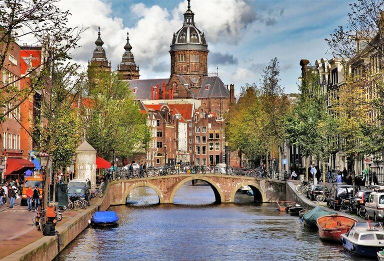 Potulky Beneluxom, poznávací zájazd