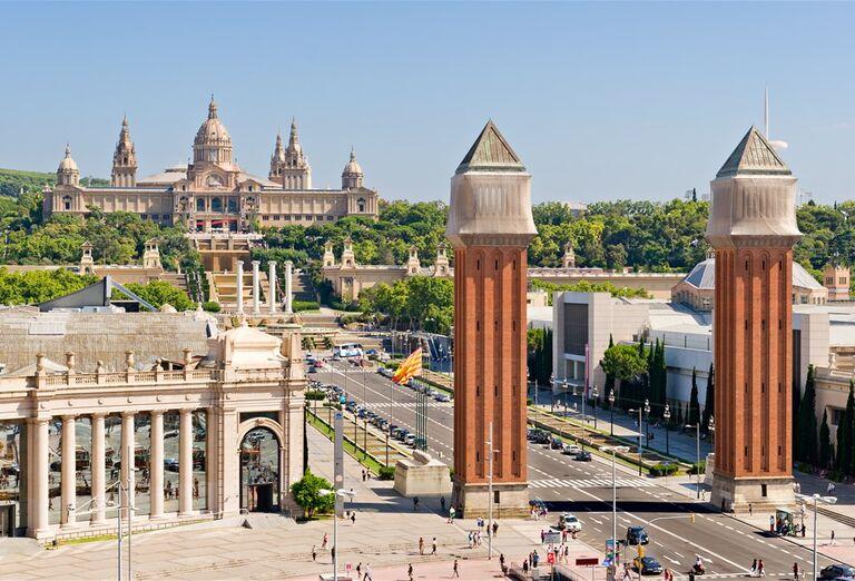 Barcelona, poznávací zájazd, Španielsko