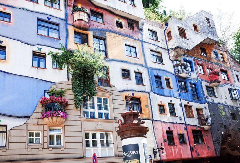 Viedeň, centrum