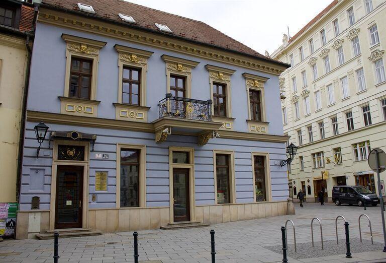 Brno a Vida park - pamiatky