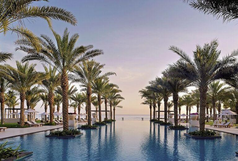 Hotel Al Bustan Palace, A Ritz Carlton ***** LS