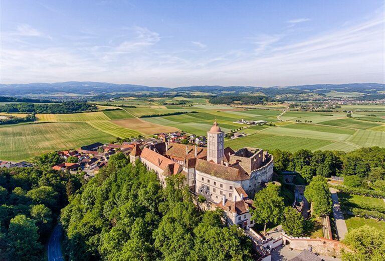 Wachau - Od zámku k zámku