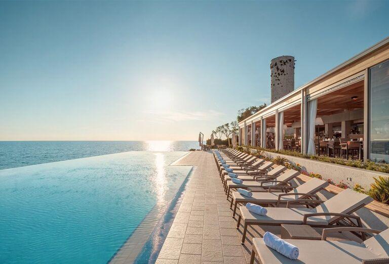 Vodný svet Hotel Valamar Collection Isabella Island Resort ****+