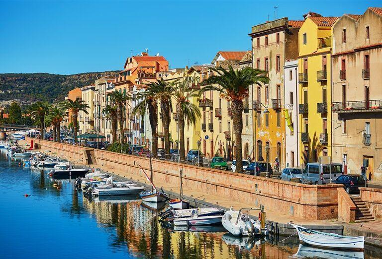 Sardínia s pobytom pri mori, poznávací zájazd, Taliansko
