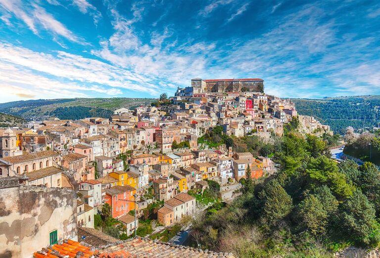 Ostatné Sicília - poznávanie a relax v rovnováhe