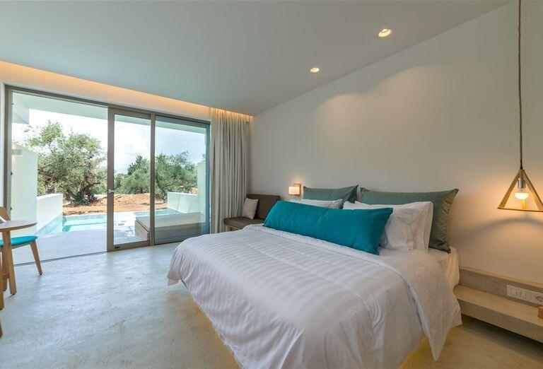 Hotel Club Turtas, Alanya, štandardná izba