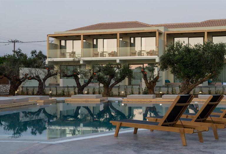 Vodný svet Hotel Tsamis Zante Suites *****