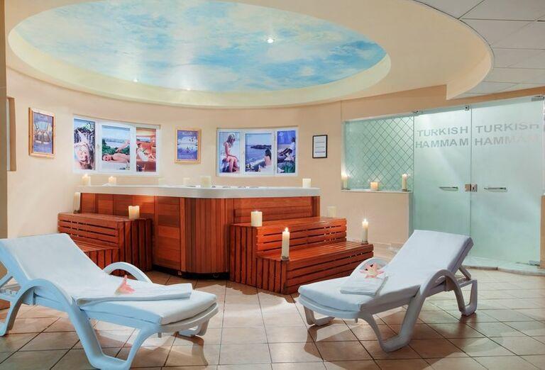 Wellness v hoteli Hurghada Long Beach Resort