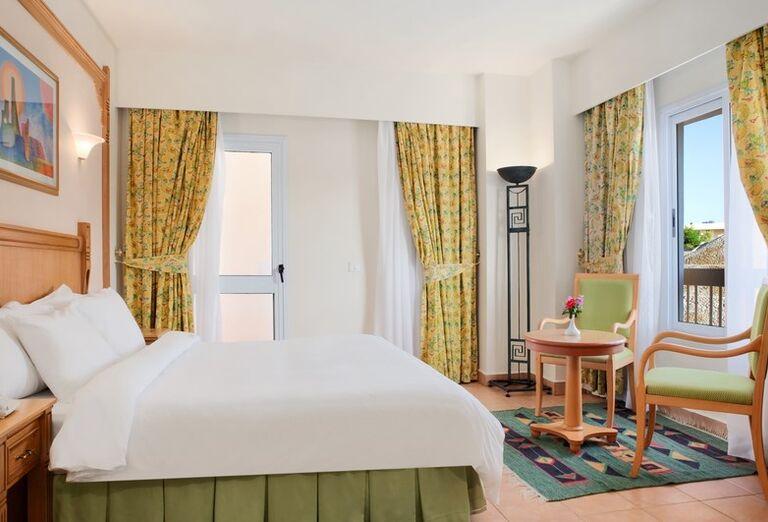 Izba v hoteli Hurghada Long Beach Resort