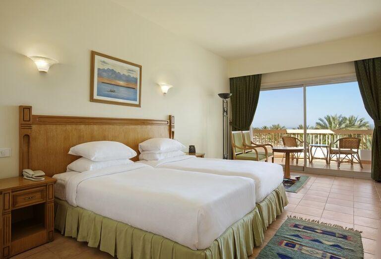 Priestranná izba v hoteli Hurghada Long Beach Resort